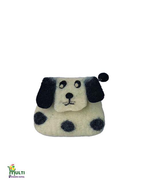 Dog Design Clutch-M.V.K.S-182