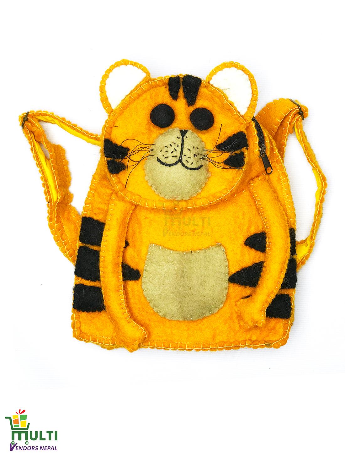 Tiger Kids Bag-MVSHB-015