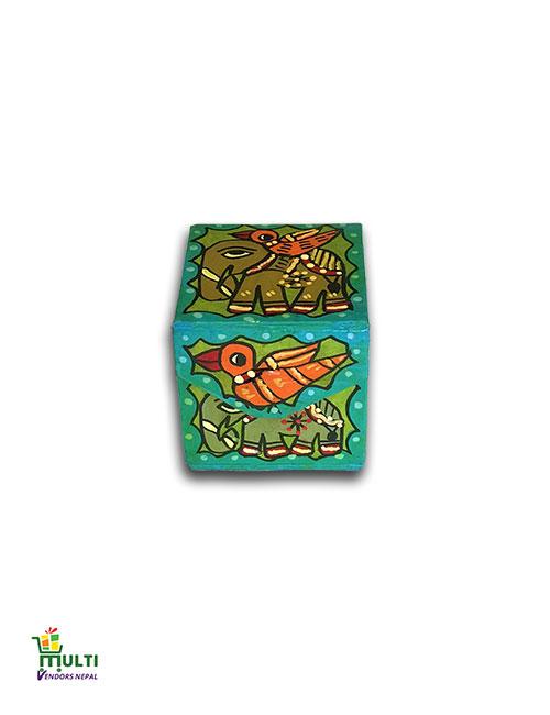 M.V.S-026-Mithila Art  Gift Box