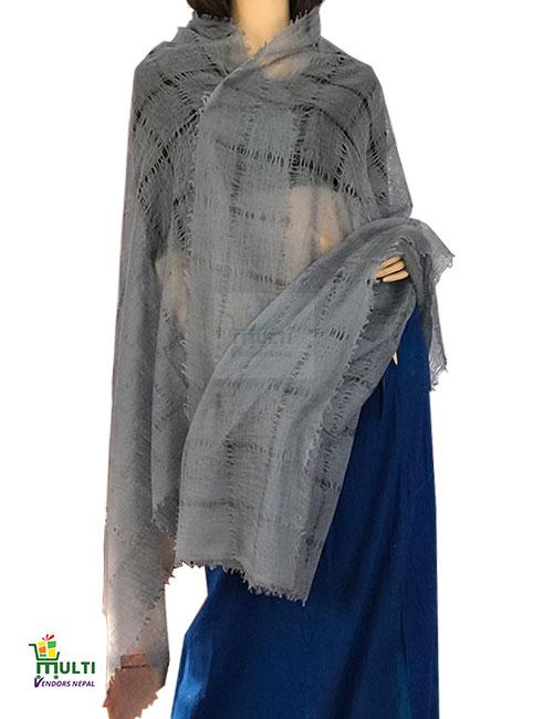 10 C-DESIGNER PASHMINA SHAWL