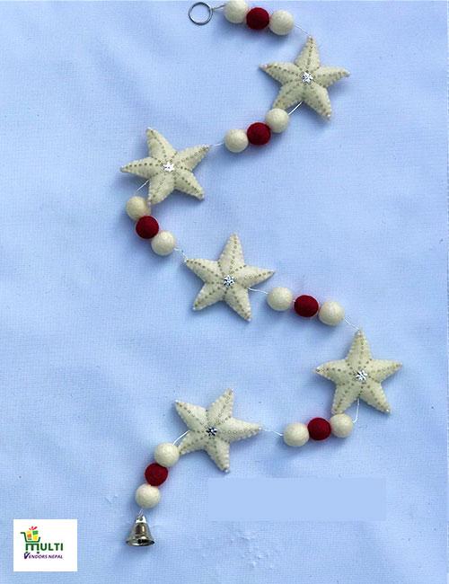 White Star Hanging Set -M.V.K.S-124-S.