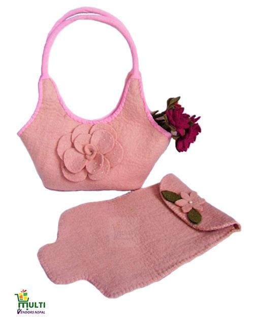 SP 01-Felt Bag