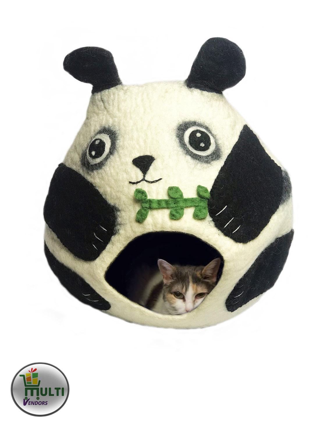 Panda Design Cat Cave