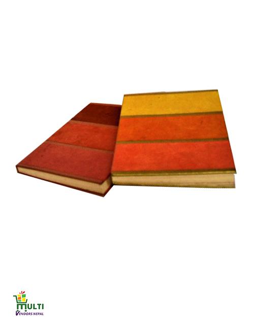 MV 256- Note Book
