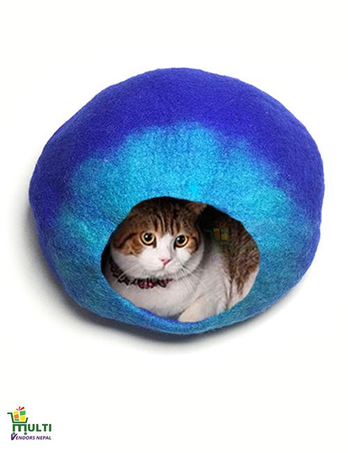 Magical Blue Cat Cave  - C.C 101