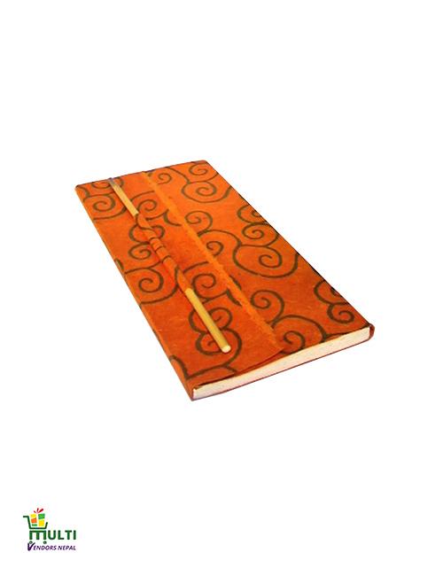 MV 02-Note Book