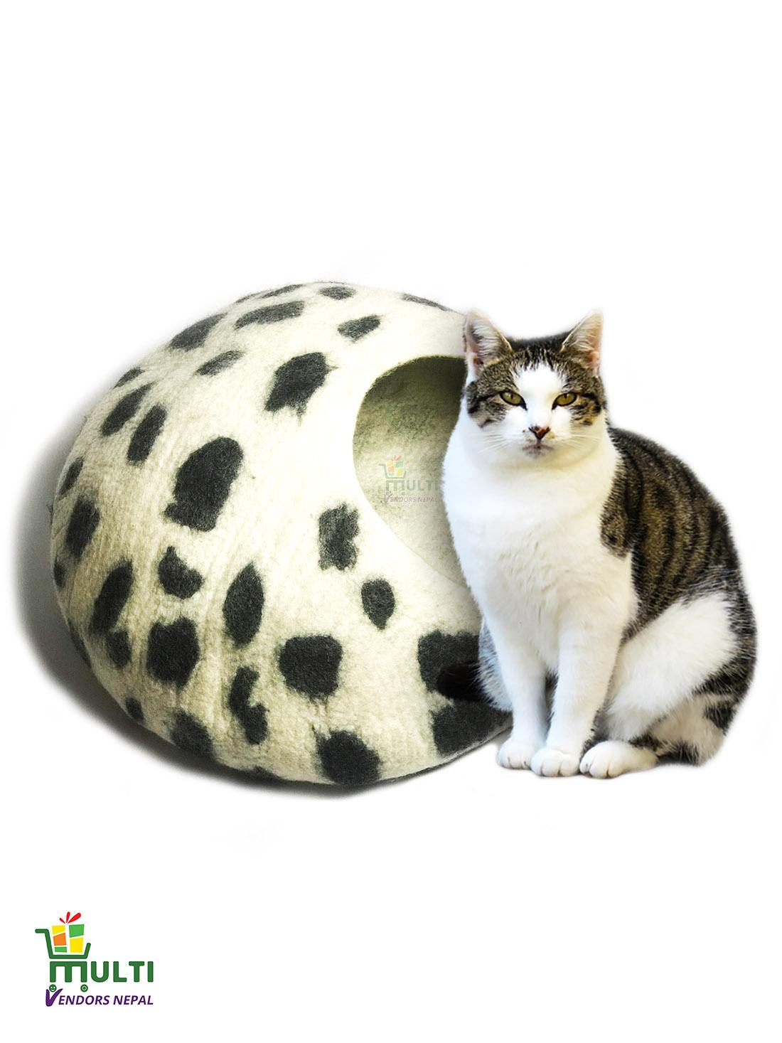 XL- Cat Cave Bed-Big Size