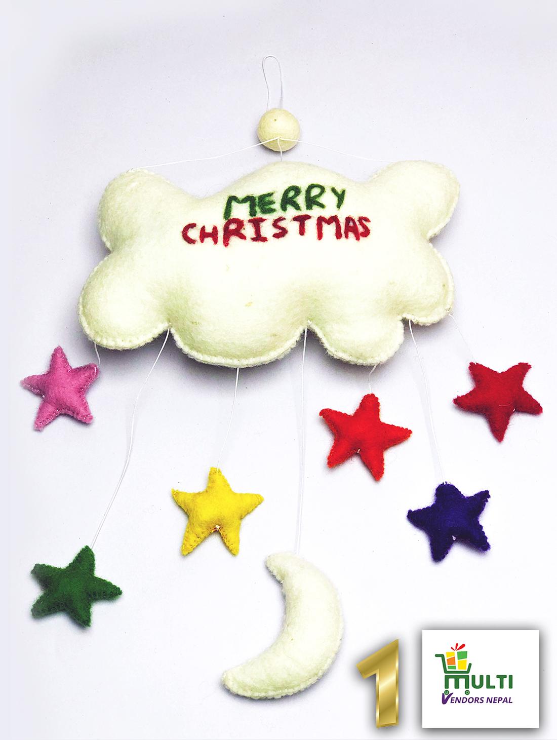 CHRISTMAS CLOUD MVSECH-134-S