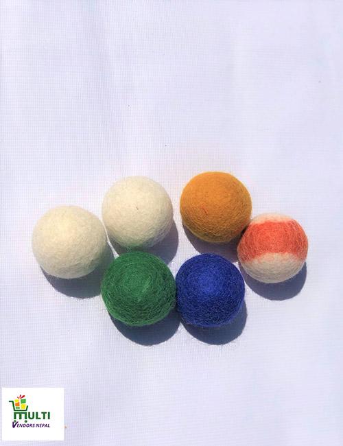 FELT BALL-M.V.K.S-INQ--157-INV