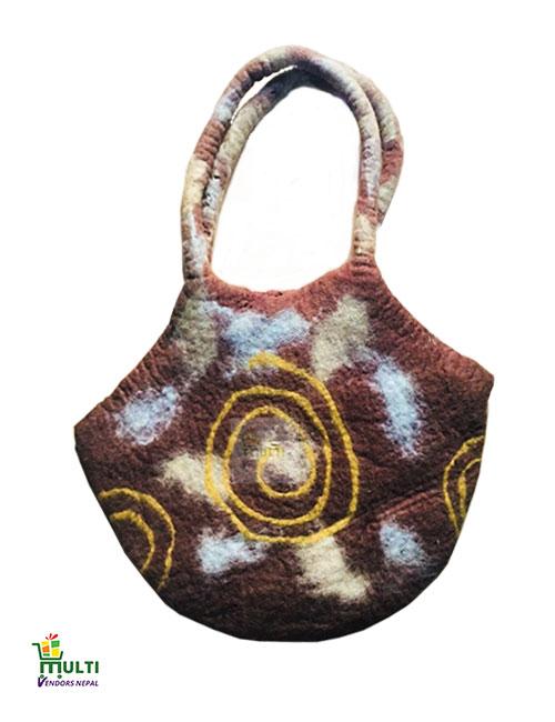 145 S-Felt Bag