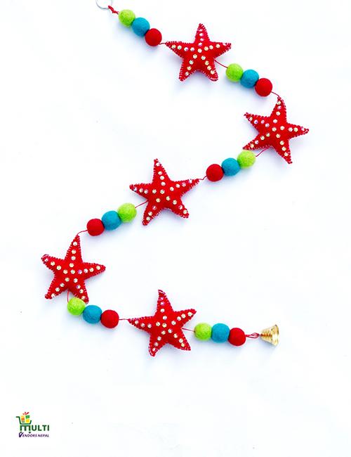 Red Star Hanging-M.V.K.S-123-S