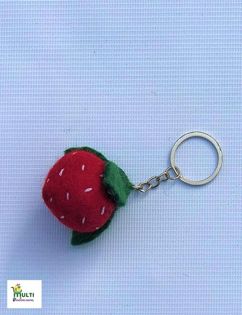 Fruit Design Key Ring-M.V.K.S-135-S