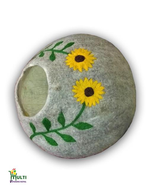 Blooming Sunflower Design- M.V.S.H.P-011