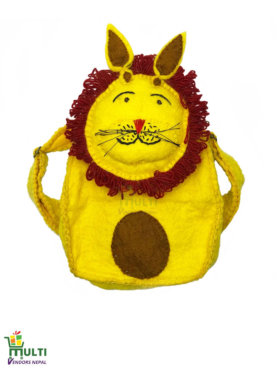 Lion  Kids Bag-MVSHB-012-HP
