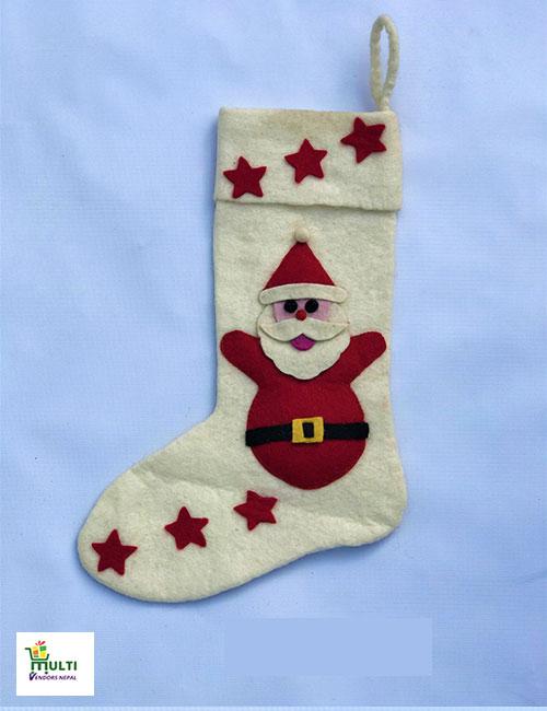 Christmas Gift Boot Bag-M.V.K.S-119-S