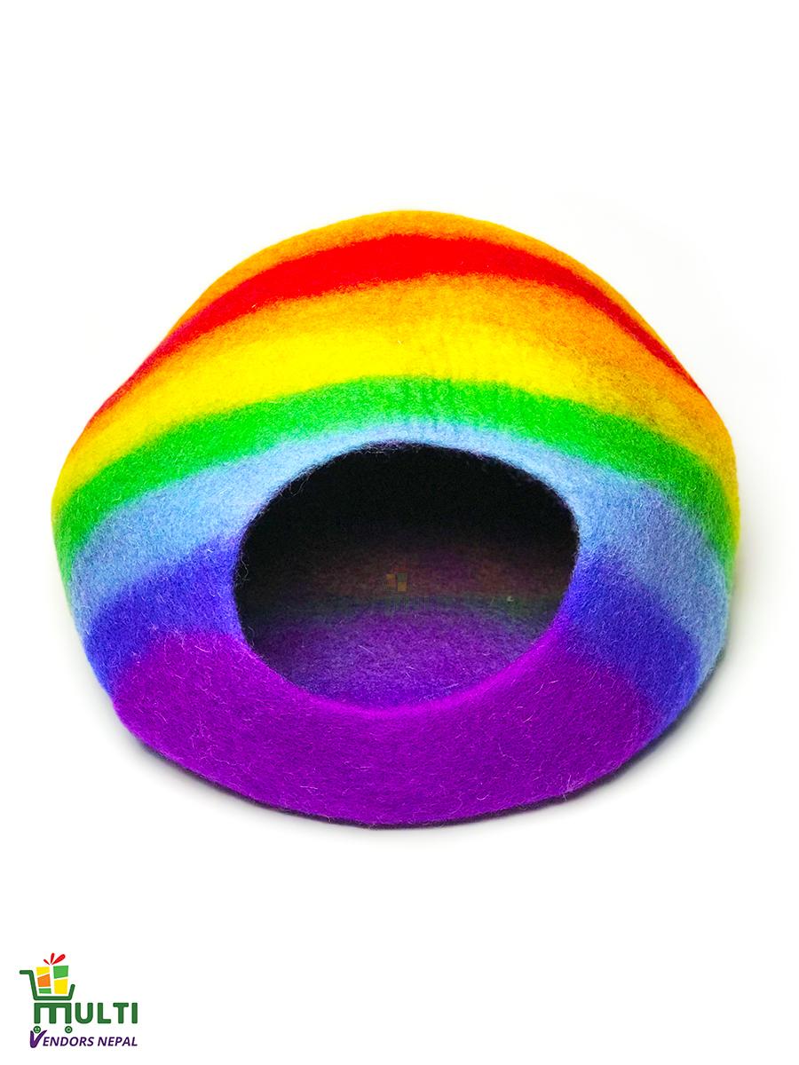 Rainbow Design  Cat Cave -M.V.H.P-220