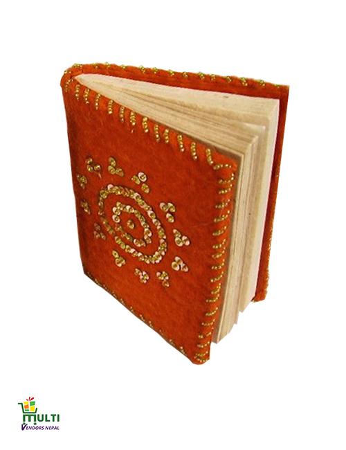 MV 08-Note Book