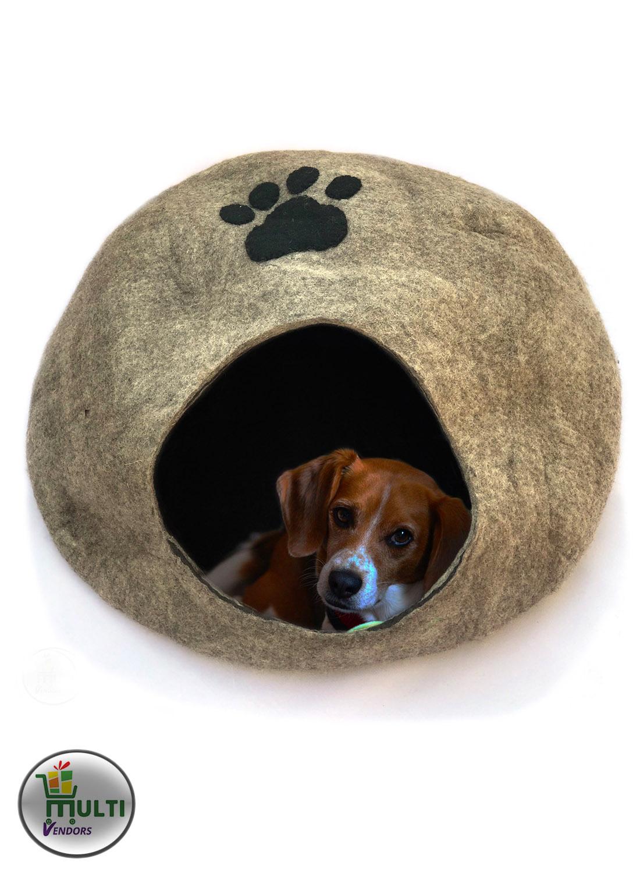 Felt Dog Cave -120
